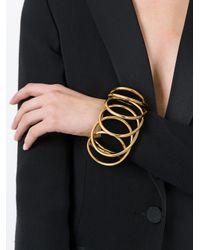Loewe - Metallic Tangled Bracelet - Lyst