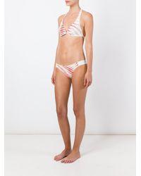 La Perla - Multicolor 'op-art' Bikini Briefs - Lyst