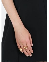 Lara Bohinc - Metallic 'solaris Constellation' Ring - Lyst