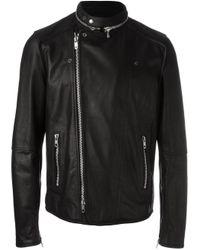 Diesel Black Gold | Black 'lestan' Jacket for Men | Lyst