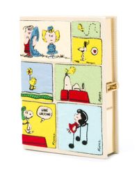 Olympia Le-Tan - Multicolor 'comic Strip' Book Clutch - Lyst