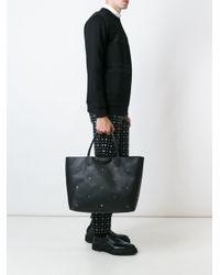 Givenchy - Black Large 'antigona' Shopper Tote for Men - Lyst