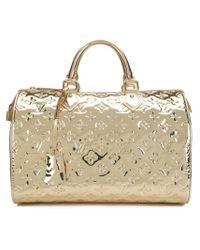 Louis Vuitton - Brown 'speedy 35' Tote - Lyst