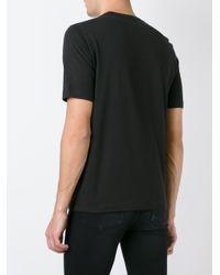 Love Moschino - Black Love Print T-shirt for Men - Lyst