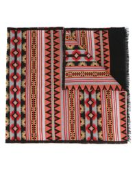 Valentino - Multicolor Garavani Print Scarf for Men - Lyst