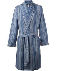 Paul Smith | Blue Striped Loungewear for Men | Lyst