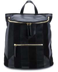10 Crosby Derek Lam - Black 'mercer' Backpack - Lyst