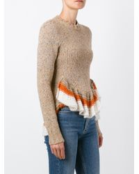 Philosophy Di Lorenzo Serafini - Multicolor Knit Sweater - Lyst