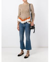 Philosophy Di Lorenzo Serafini - Multicolor Knit Sweater - Lyst