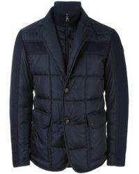 Moncler | Blue 'ardenne' Jacket for Men | Lyst