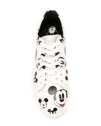 MOA White X Disney 'saatchy Smith' Sneakers for men