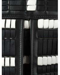 Ports 1961 - Black 'samurai' Belt for Men - Lyst