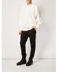 Moohong - White Loose-fit Hoodie for Men - Lyst