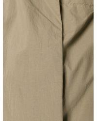 Isabel Marant - Blue - 'dracen' Classic Raincoat - Women - Nylon - 38 - Lyst