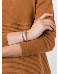 Bex Rox - Metallic 'friendship' Bracelet - Lyst