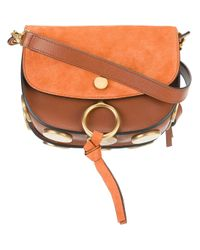 Chloé - Brown Faye Small Shoulder Bag - Lyst