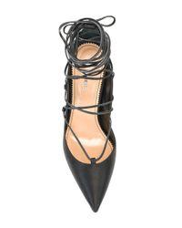 DSquared² - Black 'riri' Sandals - Lyst