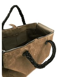 Golden Goose Deluxe Brand - Brown 'equipage' Holdall for Men - Lyst