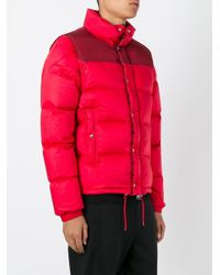 Moncler | Black Padded Jacket for Men | Lyst