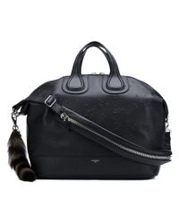 Givenchy - Black Nightingale Tote - Lyst