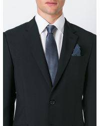 Brioni - Blue W Microneat for Men - Lyst