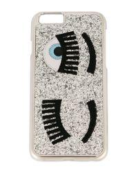 Chiara Ferragni | Multicolor 'flirting' Iphone 6 Plus Case | Lyst