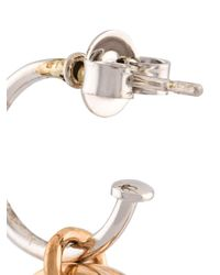 Charlotte Chesnais | Metallic Horn Earrings | Lyst