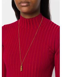 Imogen Belfield - Metallic 'triple Star' Necklace - Lyst