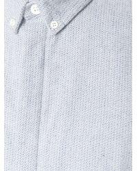 Stephan Schneider - White Button Down Shirt for Men - Lyst