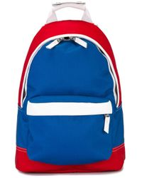 AMI | Blue Backpack for Men | Lyst