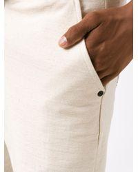 Osklen - Multicolor Side Pockets Bermuda Shorts for Men - Lyst