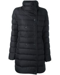 Duvetica - Black Padded Coat - Lyst