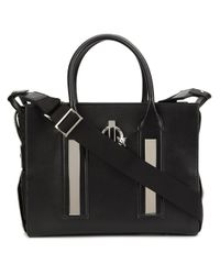 DSquared² | Black - 'twin Peaks' Tote Bag - Women - Calf Leather - One Size | Lyst