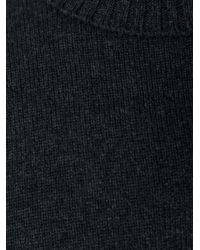 Vince - Gray Turtleneck Sweater for Men - Lyst