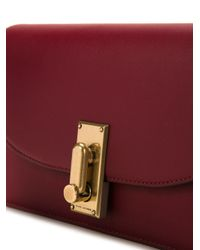 Marc Jacobs | Red 'west End' Chain Wallet | Lyst