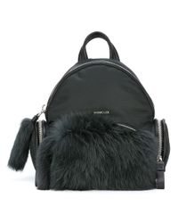 Moncler - Black 'florine' Backpack - Lyst