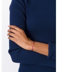 Natasha Collis - Pink Nugget Friendship Bracelet - Lyst