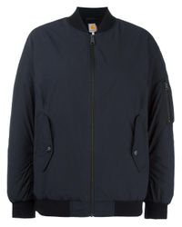 Carhartt | Black 'daby' Jacket for Men | Lyst