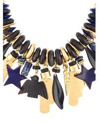 Lizzie Fortunato - Metallic 'arcade' Necklace - Lyst