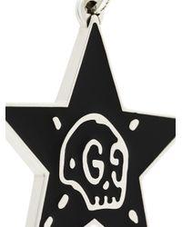 Gucci   Black Star Pendant   Lyst