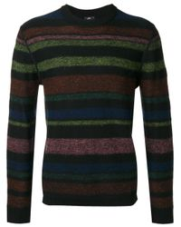 PS by Paul Smith | Multicolor Striped Jumper for Men | Lyst