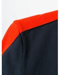 PS by Paul Smith - Blue Bicolour Sweatshirt for Men - Lyst