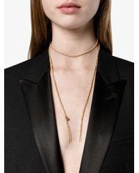 Carolina Bucci - Metallic 'lucky Virtue' Necklace - Lyst