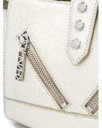 KENZO - Metallic Kalifornia Shoulder Bag - Lyst