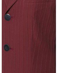Jean Paul Gaultier - Purple Pinstriped Suit - Lyst