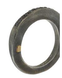 Rosa Maria | Metallic Multiple Stone Ring for Men | Lyst