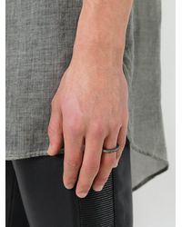 Rosa Maria - Metallic Multiple Stone Ring for Men - Lyst