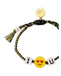 Venessa Arizaga - Multicolor 'crush On You' Bracelet - Lyst