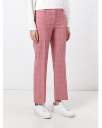 Cedric Charlier - Tailored Trousers - Lyst