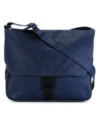 Ally Capellino | Blue - Bruno Messenger Bag - Men - Canvas - One Size for Men | Lyst